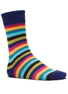 Crazy socks just like Booth! Crazy Socks, My Socks, Cool Socks, Fashion Socks, Mens Fashion, Rainbow Socks, Wedding Socks, Clothes Horse, Modern Man