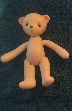 Soom Neo-Angel BJD Companion Custom Bear fully blushed by Soom