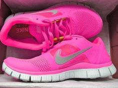 Hot Pink yummy ( ; running nike