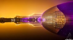 The Giant Egg by Dena Flows on 500px National Centre for the Performing Arts…