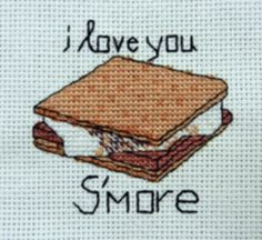 10 Cross Stitch Patterns for the Camping Enthusiast