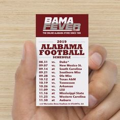 Alabama Football Schedule, Alabama Football Quotes, Football Stuff, Football Food, College Football, Crimson Tide Football, Alabama Crimson Tide, Bama Fever, Florida State Seminoles