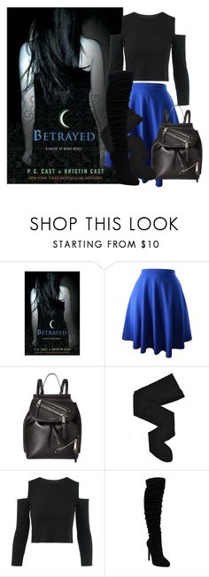 Betrayed - P.C.Cast + Kristin Cast by ninette-f on Polyvore