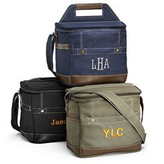 Personalized Cooler Bag | Groomsman Gift Ideas