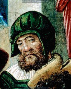 Source:RealOnline, bild: 000629 Title: Steinigung des Hl. Stephan, 1515-1525