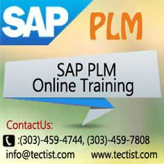 SAP PLM Online Training: SAP PLM online training providing you by real time experts at Tectist. Contact:3034597808,3034594744 URL: http://www.tectist.com/sap-plm-online-training.html #sapplm #sapplmonline #sapplmtraining