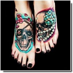 My ALL TIME favorite by Ernesto Nave   Ernesto Nave   Pinterest Le tatouage t    te de mort    Be BaRock