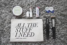 All the stuff I need.... and some more