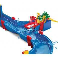 Aquaplay AquaPlay 123 - Veerpont|waterpret|buitenspeelgoed|speelgoed - Vivolanda