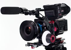 NEX-FS700R NXCAM Super35mm Sensor Camcorder