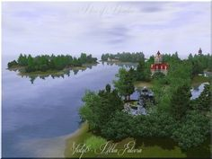 Piece of Paradise at Visty 6 - Sims 3 Finds