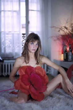 Jane Birkin Summer Dresses, Chic, Jane Birkin, Tops, Fashion, Glamour, Summer Sundresses, Shabby Chic, Moda