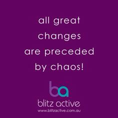 Make a CHANGE! Feel good, look great - activewear sizes 16-26 Designed & made in Australia www.blitzactive.com.au #blitzactive #blitzactivewear #plussizeactivewear #change #feelgoidlookgreat #positivebodyimage