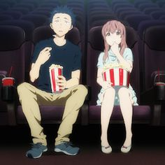 From Koe no Katachi ( A Silent Voice )>>> I've never heard of this Anime. Anime Films, Anime Characters, I Love Anime, Anime Guys, Koe No Katachi Anime, A Silence Voice, A Silent Voice Anime, Manga Anime, Anime Art