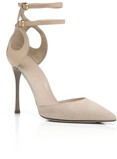 Sergio Rossi ~ Pointed Toe Pumps