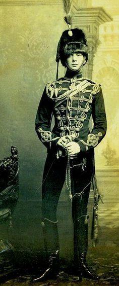 Winston Churchill , 1895