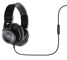 For sale is a Black JBL Synchros Powered Over-Ear Stereo Headphones. Introducing the Stereo Headphone from JBL. To recreate the Pro Audio experience, we first had to define it: enter the JBL LSR 6332 loudspeaker. Audiophile Headphones, Wireless Headphones, Beats Headphones, Over Ear Headphones, Headset, Cheap Headphones, Best Noise Cancelling Headphones, Black, Stylish