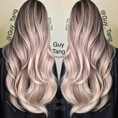 Creamy #balayage #ombre by Guy Tang
