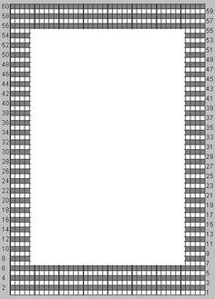 Ravelry: Alternate Border - Garter Stitch pattern by Susan Mrenna