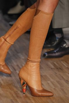 Catwalk photos and all the looks from Givenchy Autumn/Winter Ready-To-Wear Paris Fashion Week Stylish Winter Boots, Bootie Boots, Shoe Boots, Runway Shoes, Only Shoes, Fashion Boots, Paris Fashion, Womens High Heels, Me Too Shoes