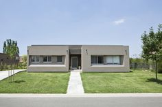MiD Arquitectura - Casa estilo actual Racionalista - Arquitecto - Arquitectos