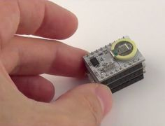 Node.IT is a super small and extendable Internet of Things system for Makers. #Atmel #NodeIT #IoT #Kickstarter