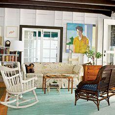 Classic Beach Cottage Style - Coastal Living