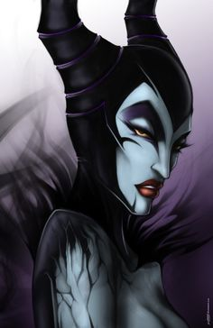 Maleficent by Geofffffff.deviantart.com