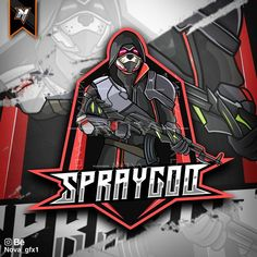 Sold Mascot (It's copyrighted Content , Don't try to Copy or use it otherwise legal action Will be taken) Esports mascot logo. Hire us if… Mobile Logo, Team Logo Design, Ninja Art, Esports Logo, Army Wallpaper, Weapon Concept Art, Game Logo, Cool Logo, Light Art