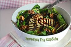 Salad Bar, Greek Recipes, Sprouts, Salads, Beef, Vegetables, Food, Meat, Essen