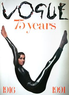 Vogue Cover in the 1990's
