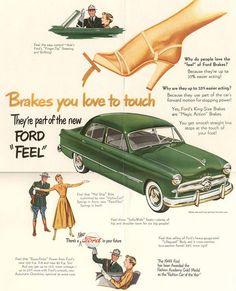 """1949 Ford """"ClassicFeel"""" # vintagecarad"""