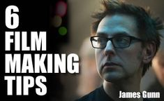 James Gunn once replied to me in person on Facebook; very nice man, a great inspiration. I love his affection for weird and unusual characters.