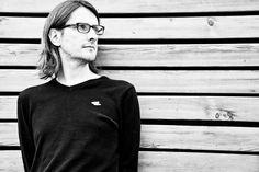 Steven Wilson, pic by Antonio Viscido