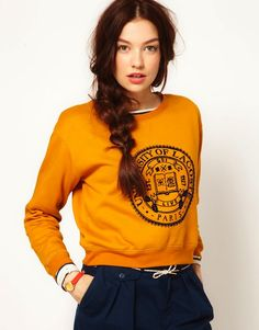 Lacoste Live Collegic Sweatshirt