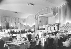 Ciro's interior, 1940