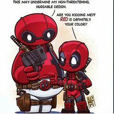 Deadpool/BigHero6