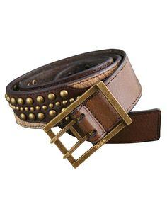 Men's Belt Veg Leather Belt Limited Edition