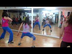 dance again warm up -zumba