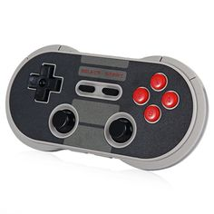 Classical Retro Design Gamepad NES30 Pro Wireless Bluetooth Gamepad USB Controller Game Controller For PC iOS Android Mac Linux