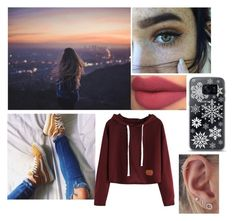 """""""bubsdorneles"""" by bubsdorneles on Polyvore featuring Vans and Samsung"""