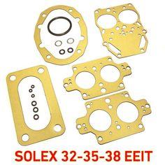 Solex Pierburg 32-35-38 EEIT service gasket kit repair Ford Cortina,Taunus,Capri