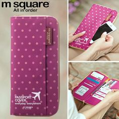Cheap package massage, Buy Quality bag barrel directly from China bag for shopping cart Suppliers: [xlmodel]-[products]-[15839]    M Square Travel Wallet Passport Cover on The Passport Holder Document Organizer Holder P