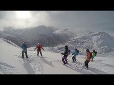 Schneebericht St. Anton am Arlberg Österreich - Schneelage am 29.1.2014 - YouTube