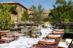 Allestimento Country di Mariella Santoni Wedding | Foto