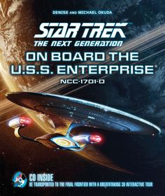 If you've ever wanted to spend time aboard the U.S.S. Enterprise NCC1701-D, your time has come