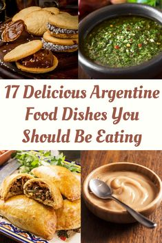17 Delicious Argentine Food Dishes You Should Be Eating - Argentine Foods & Recipes Dinner Dishes, Food Dishes, Argentine Recipes, Bolivian Food, Argentina Food, Mexican Food Recipes, Ethnic Recipes, Exotic Food, Latin Food