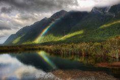 海外旅行世界遺産 ミルフォード・サウンド テ・ワヒポウナム-南西ニュージーランドの絶景写真画像ランキング  ニュージーランド