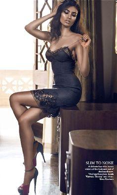 Louis Vuitton sexy lingerie, Vogue India
