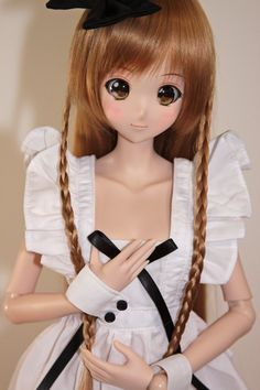 Smart Doll Mirai Suenaga by doll_rara